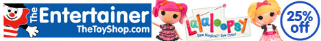 25% off Lalaloopsy at