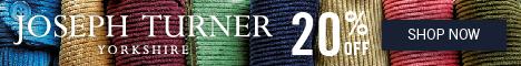 Joseph Turner Men's Clothing