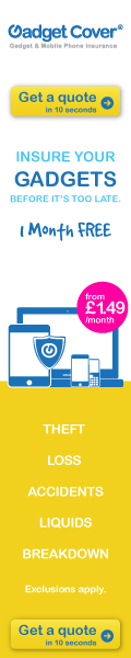 Gadget Cover - Gadget & Mobile Phone Insurance