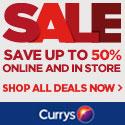 Currys electronics UK