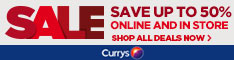 Currys special offers and sale