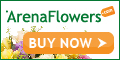 Arena Flowers banner