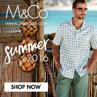 M&Co childrens clothing