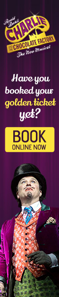 Theatre Tickets Direct Musical Charlie