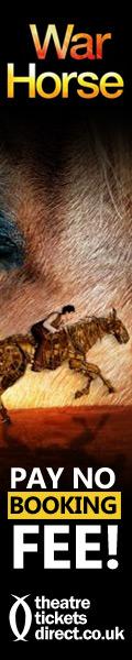 Theatre Tickets Direct Musical War Horse