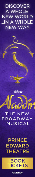 Buy Tickets to Aladdin