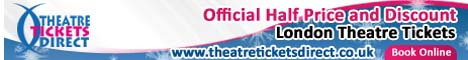 Theatre Tickets Direct - Half price theatre tickets for top shows