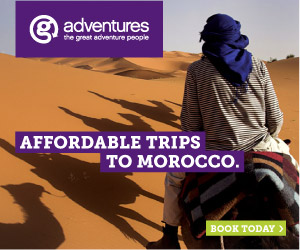 Affordable trips to Morocco
