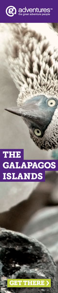 Galapagos tours & cruises at G Adventures