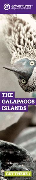 Galapagos tours & cruises at G Adventures