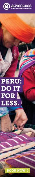 Peru Tours at G Adventures