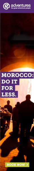 Morocco tours at G Adventures