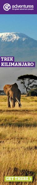 Kilimanjaro trekking tours from  G Adventures