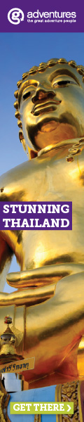 Thailand tours at G Adventures