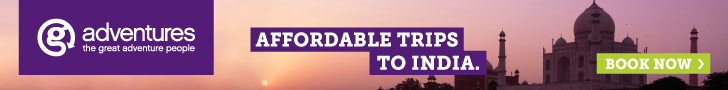 G Adventures | India Tours you can afford