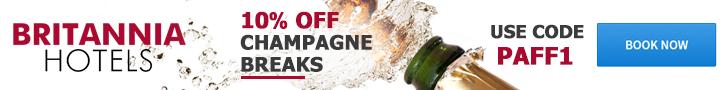 10% Off Champagne Breaks