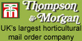 Thompson & Morgan - One of the UK's leading mail order suppliers of quality gardening products. Established in 1855, our range now includes over 6,000 plants, bulbs, seeds, fruit, seed potatoes plus many more products.