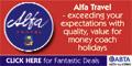 Alfa Travel - Coach Holidays