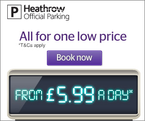 More Information or Book with Heathrow Official Parking