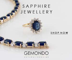 Sapphire jewelry online