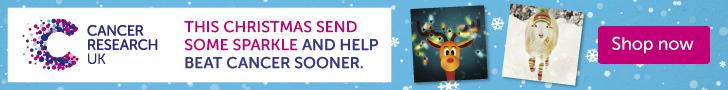 Cancer Research UK Online Shop Voucher Codes