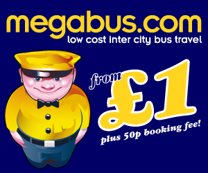 Low cost inter city bus travel