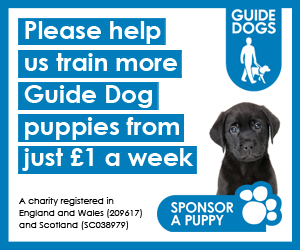 Guide Dog Puppy Walking Diary