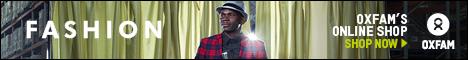 Oxfam Online Shop - second-hand men's clothing & fashion