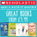 Scholastic Book Clubs UK