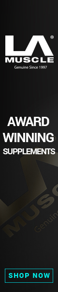 LA Muscle - Premium Bodybuilding & Sports Nutrition Supplements For Muscle Gain & Weight Loss