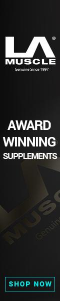 LA Muscle sports supplements
