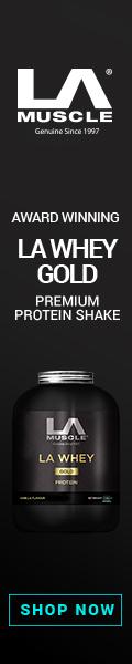 LA Muscle Premium Sports Supplements