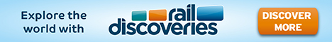 Rail Discoveries - Escorted Rail Holidays