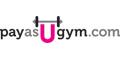 Pay as U Gym