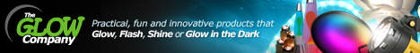 The Glow Company discount codes - Glowsticks and more