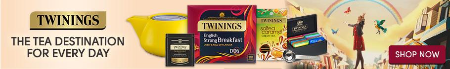 Tea Shop supplies