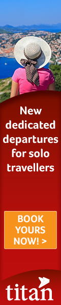 Titan Travel Tours for Solo Travelers