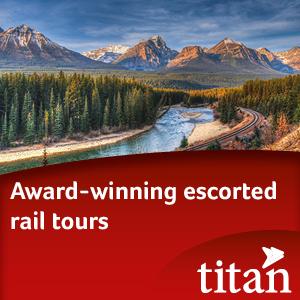Titan Travel - Award winning escorted rail tours
