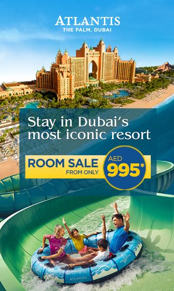 Atlantis dubai hotel the palm jumeirah special offers for Dubai hotels special offers