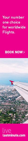 Book flights at lastminute
