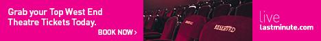 Lastminute - Theatre Deals