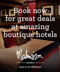 Chez Mal: Living the #MalLife with the newly refurbished bar at Malmaison, Newcastle 1