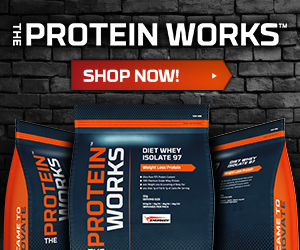 The Protein Works Launch New Flavour! Choc & Morello Cherry! Whey Protein 80