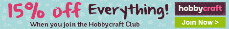 Hobbycraft arts & crafts supplies