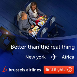 Brussels Airlines flights to Africa