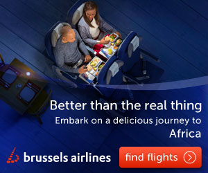 Brussels Airlines flights to Tanzania