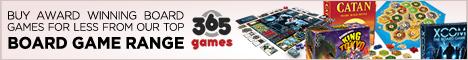 365games Board Game Range