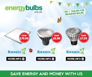 cshow Branded energy bulbs | Free delivery on all orders over £50