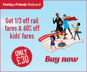 Friends and Family Railcard
