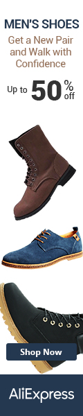 Ali Express - Mens Shoes